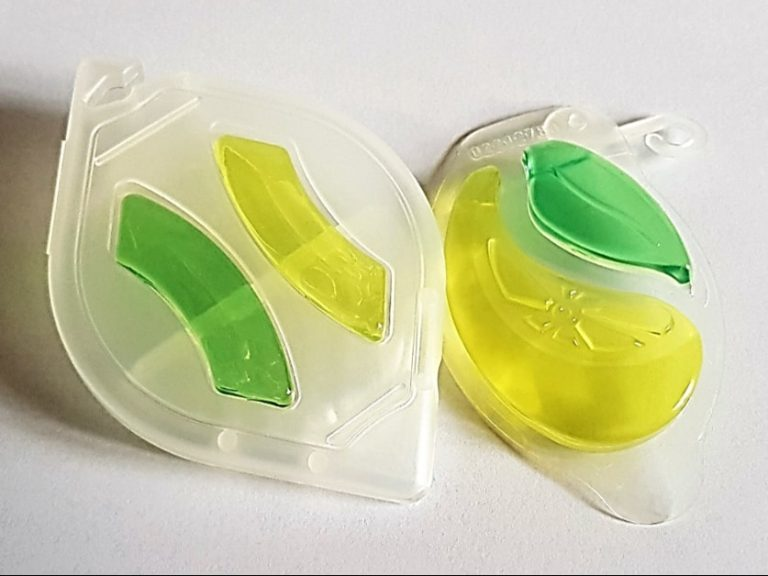 Complex-film-for-dishwasher-deodorizer